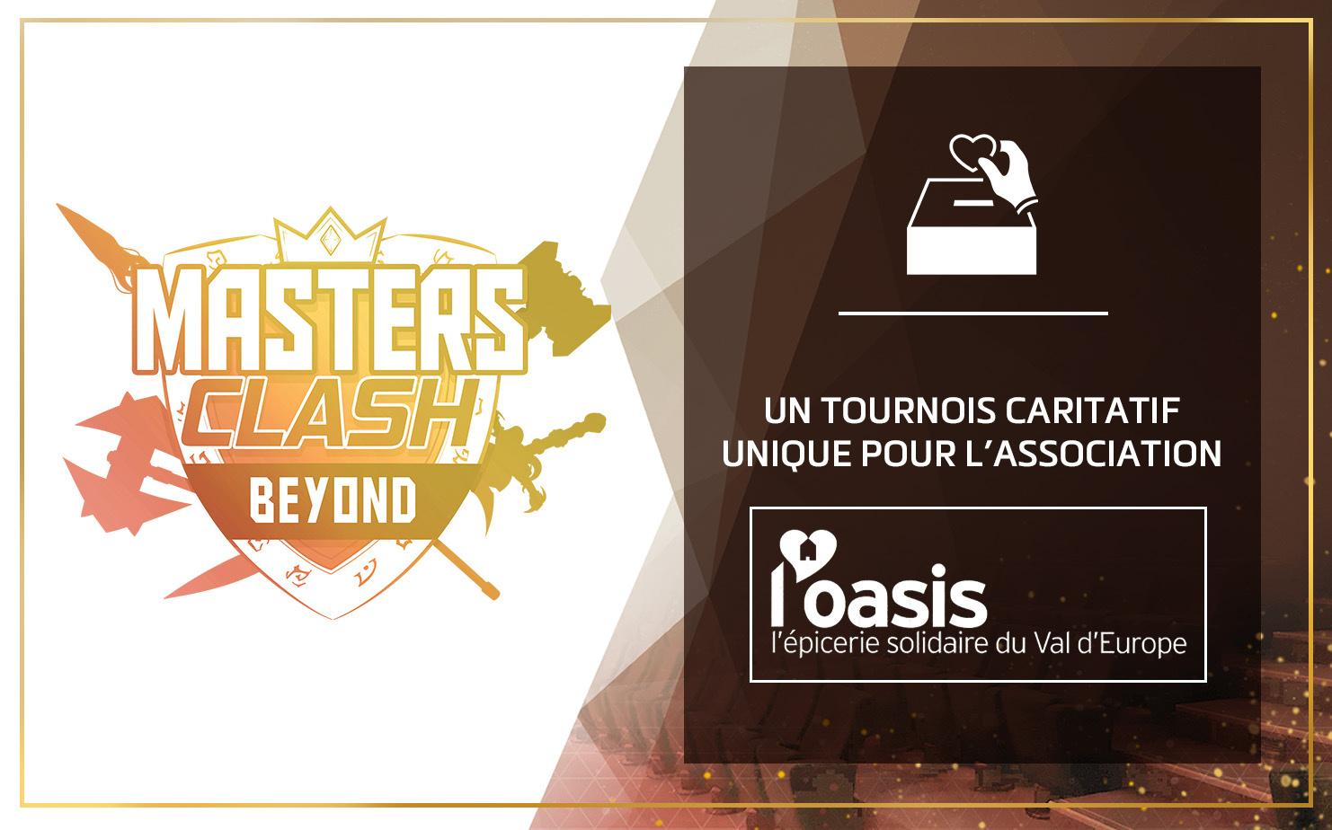 Masters Clash Beyond